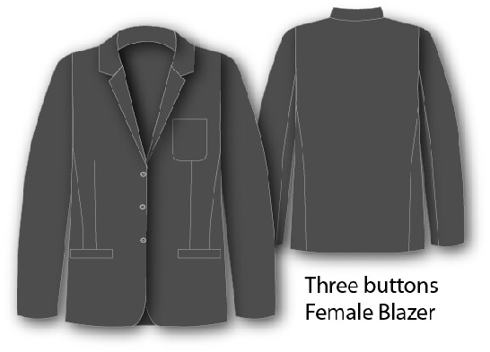 KNTC Kids School Uniforms blazers