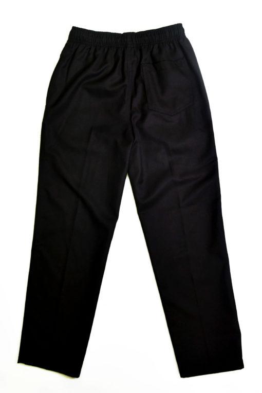 KNTC School Kids Uniform Academic Pants Back
