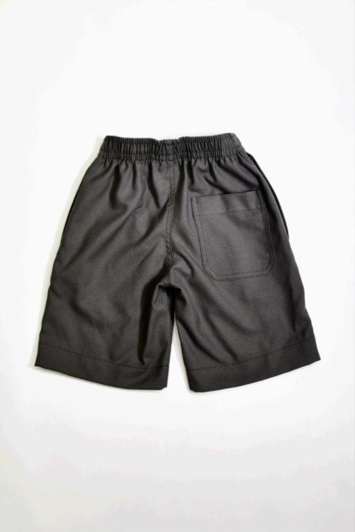 KNTC School Kids Uniform Academic Sport Shorts Black