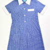 KNTC School Kids Uniform Summer Dress Front