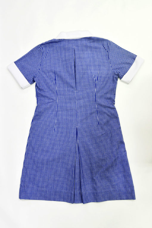 KNTC School Kids Uniform Summer dress Back