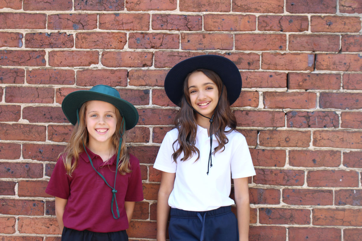 KNTC School Kids Uniform Buy Online School Brim Hats