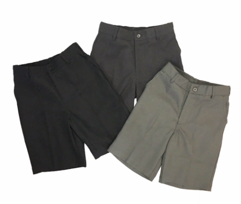 KNTC Kids School Uniforms Shorts