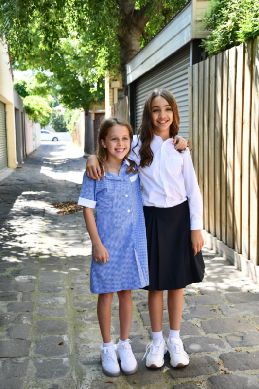 Buy school uniforms