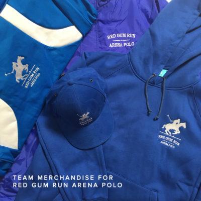 KNTC Team Merchandise Custom Made Polo Tops