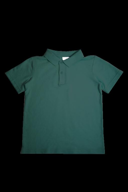 Kid's School uniform KNTC Classic Short Sleeve Polo
