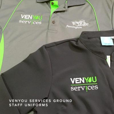 KNTC Staff Uniform Events and Merchandise