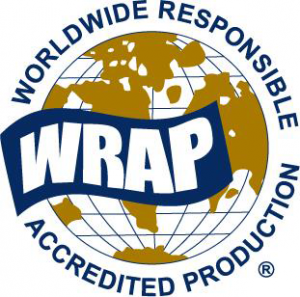 KNTC Ethically Made WRAP Certified
