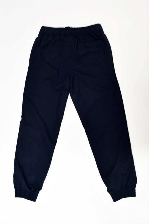 KNTC School Kids Uniform Windbreaker Trackpant Back