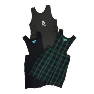 KNTC Kids School Uniforms Tunic Dress
